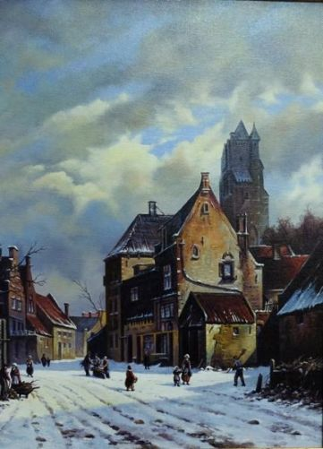 Городской пейзаж 2