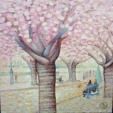 Апрельский Париж