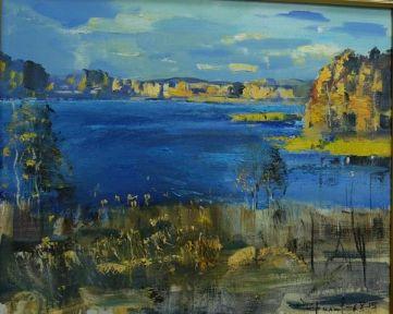 Озеро Белогуль