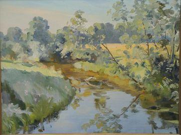 Утро у реки
