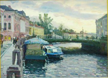 Очарование Петербурга