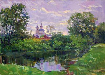На реке Ушне
