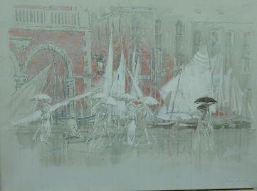 Сны о Венеции